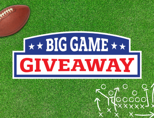 BIG GAME GIVEAWAY