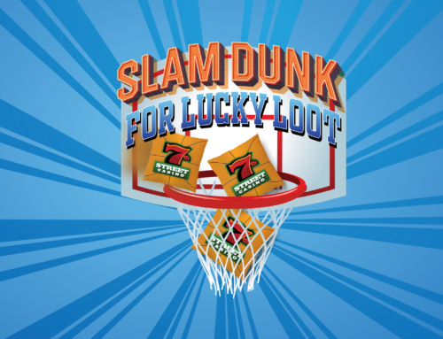SLAM DUNK FOR LUCK LOOT